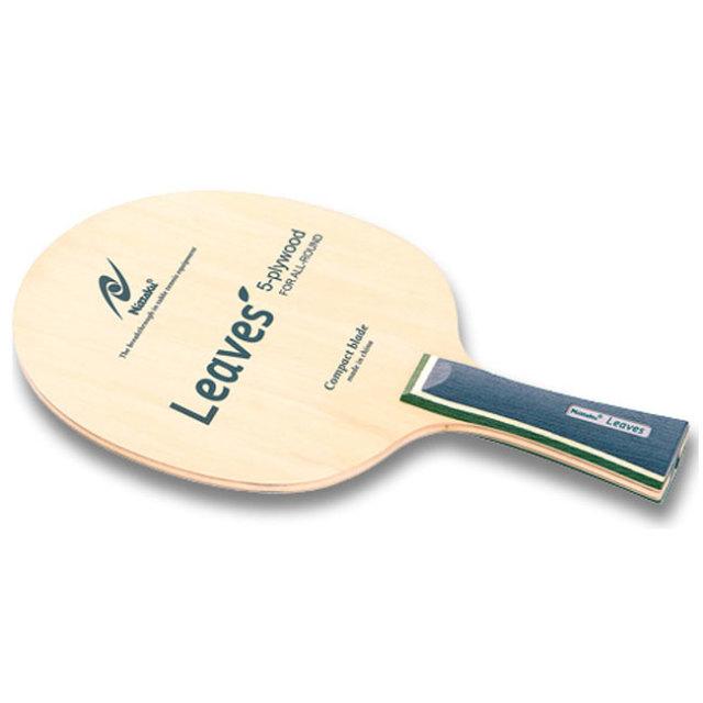 ニッタク(Nittaku) リーブス(LEAVES) FL シェークハンド オールラウンド用 卓球ラケット NE-6883(19y7m)
