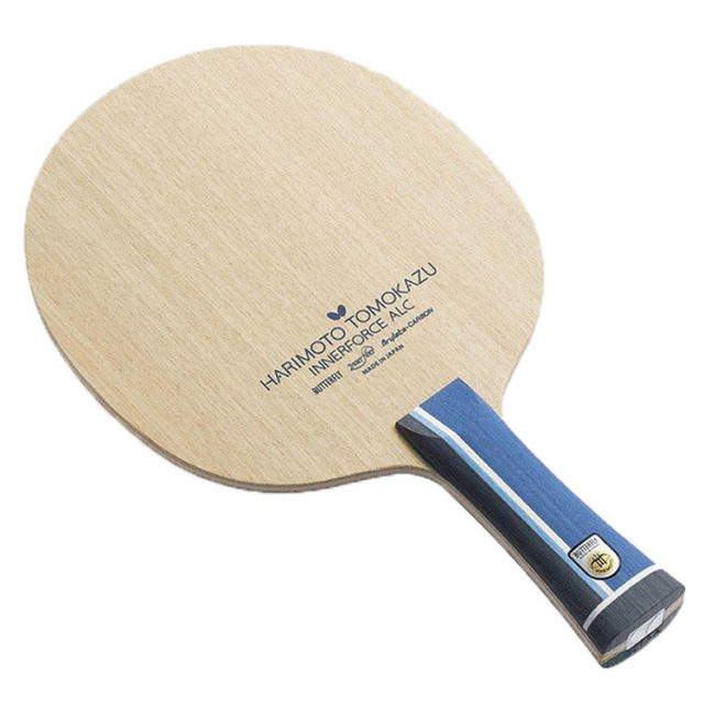 [ストレート]バタフライ(Butterfly) 張本智和 インナーフォース ALC ST 攻撃用 シェークハンド 卓球ラケット 36994(19y7m)