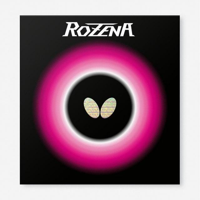 バタフライ(Butterfly) ROZENA ロゼナ ハイテンション裏ラバー 卓球ラバー 06020(21y8m)