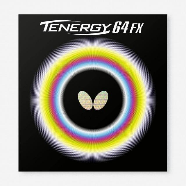 バタフライ(Butterfly) TENERGY 64FX テナジー 64エフエックス ハイテンション裏ラバー 卓球ラバー 05920(21y8m)