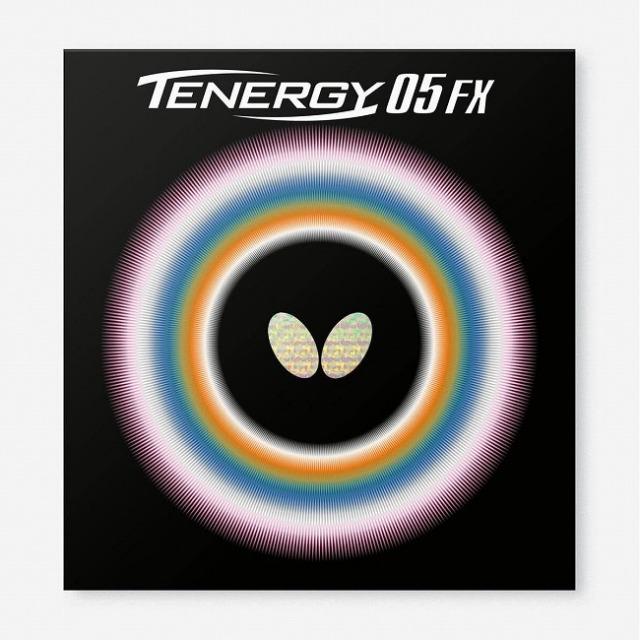 バタフライ(Butterfly) TENERGY 05FX テナジー 05エフエックス ハイテンション裏ラバー 卓球ラバー 05900(21y8m)