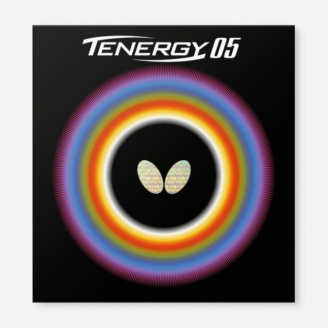 バタフライ(Butterfly) TENERGY 05 テナジー 05 ハイテンション裏ラバー 卓球ラバー 05800(21y8m)