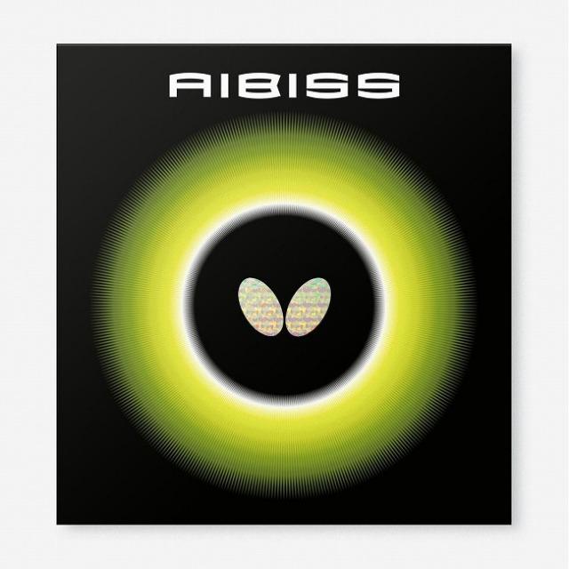 バタフライ(Butterfly) AIBISS アイビス 粘着性裏ラバー 卓球ラバー 06080(21y8m)