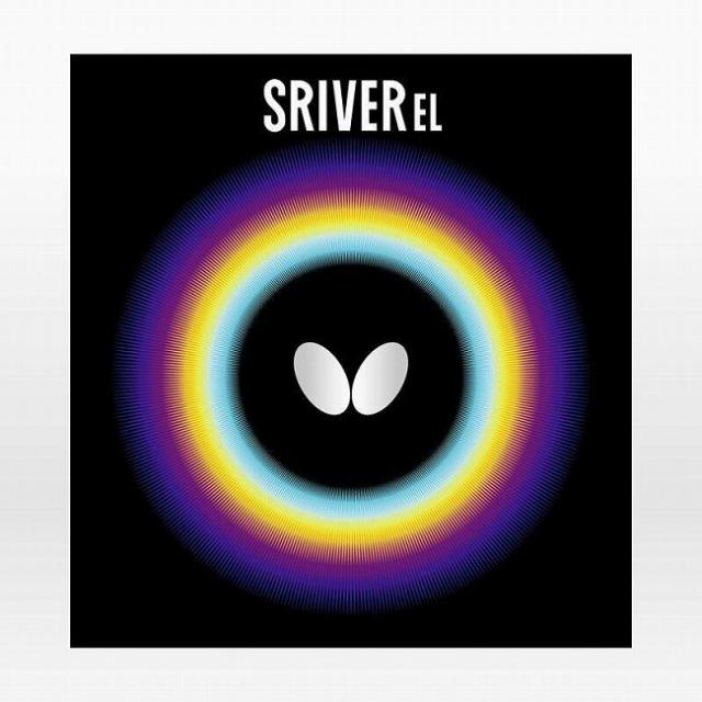 在庫処分特価】バタフライ(Butterfly) SRIVER EL スレイバー イーエル 裏ラバー 卓球ラバー 05380(21y4m)