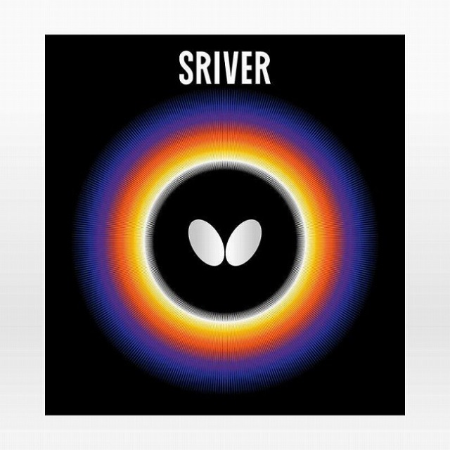 在庫処分特価】バタフライ(Butterfly) SRIVER スレイバー 裏ラバー 卓球ラバー 05050(21y4m)