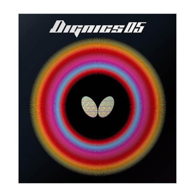 [テンション系]バタフライ(Butterfly) ディグニクス 05 ハイテンション裏ラバー 卓球ラバー 06040(19y7m)
