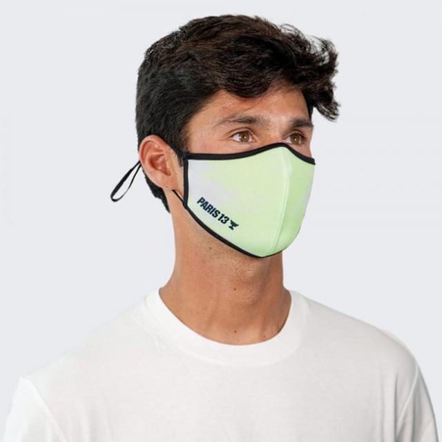 ラファエル・ナダル(Rafa Nadal) 大人用(ユニセックス) RAFA NADAL ACADEMY 布製スポーツマスク オフィシャル RG 21 ラファ -ライムグリーン(21y7m)