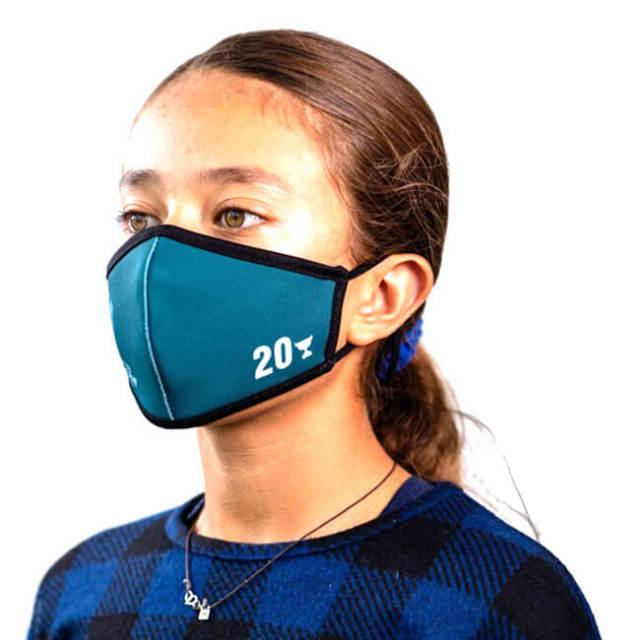 [2020グランドスラムSP EDITION]ラファエル・ナダル(Rafa Nadal) 2020 ジュニア(ユニセックス)RAFA NADAL 布製マスク OL MASCVERDEINF-ダークグリーン(20y12m)