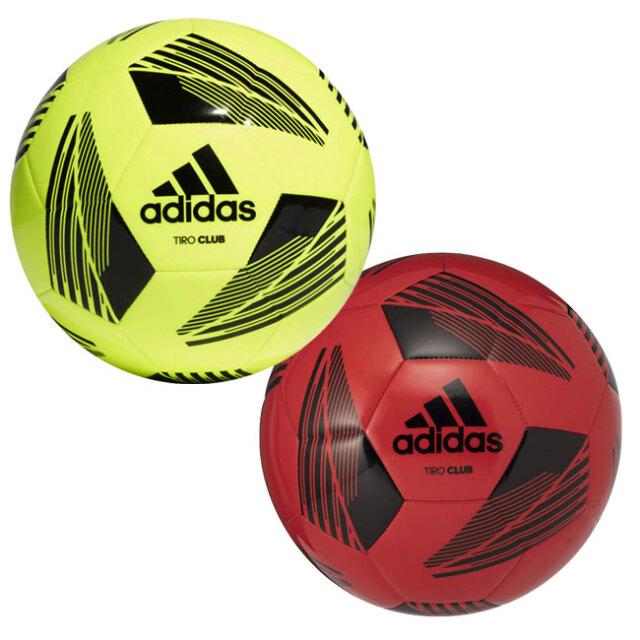 アディダス(adidas) TIRO CLUB ティロクラブ サッカーボール 練習用 トレーニング用ボール A02004(21y1m)