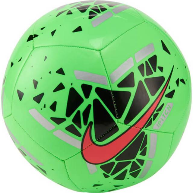 在庫処分特価】ナイキ(NIKE) ピッチ サッカーボール SC3807-398 グリーンストライク×ブラック(20y12m)