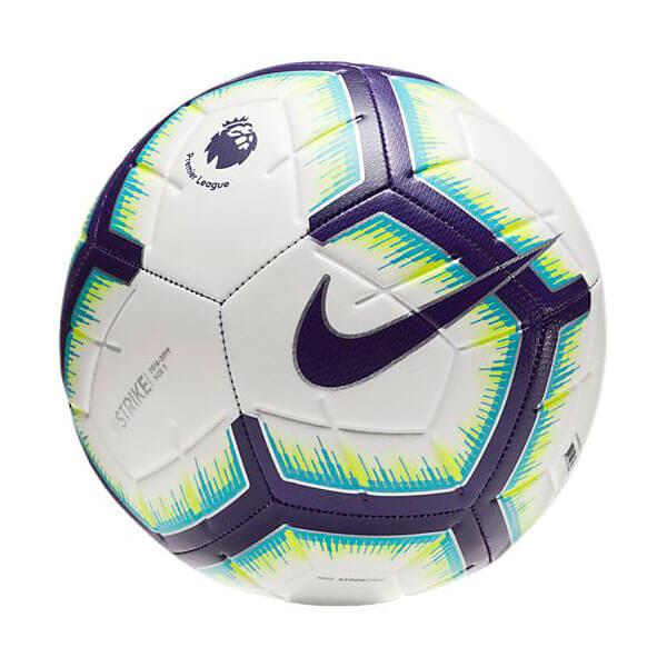 ナイキ(NIKE) PL ストライク 練習用サッカーボール SC3311-101ホワイト×ブルー×パープル(19y12m)