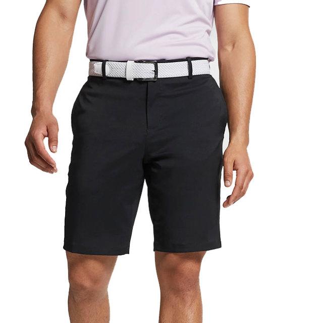 [日本サイズ]ナイキ(NIKE) 2020 SU メンズ フレックス ゴルフショートパンツ AJ5494-010 ブラック×ブラック(20y4mゴルフ)