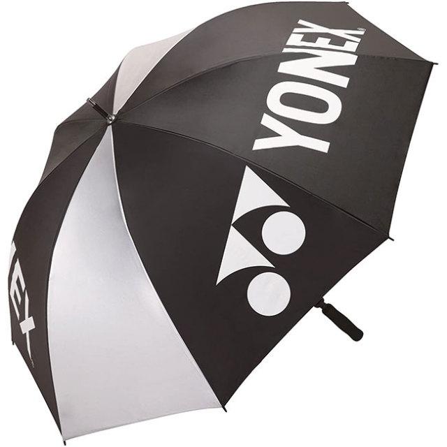 ヨネックス(YONEX) ゴルフパラソル 晴雨兼用 80cm GP-S12-076 ブラック×シルバー(21y3m)
