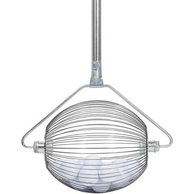 [組み立て式] Voodans らくらくボール回収機 ゴルフ卓球対応 球拾い機 集球機 (20y6m)