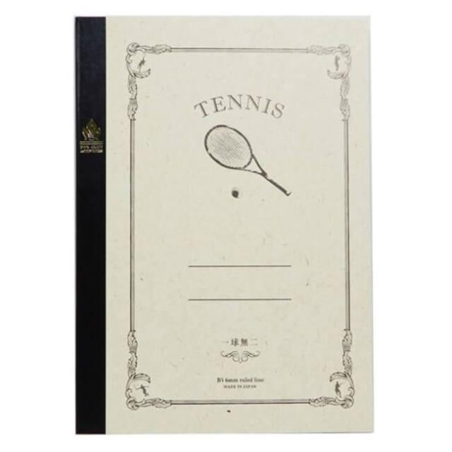 [横罫ノート] みんなの部活 B5ノート テニス S2618338(21y4m)