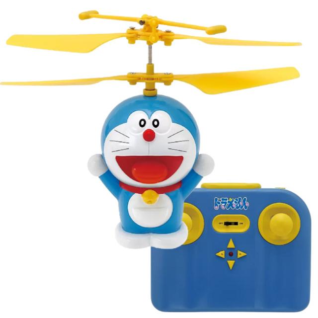 「お部屋を自由に飛び回る!」京商エッグ(KYOSHO EGG) 空飛ぶ ドラえもん 室内専用 TZ005(21y9m)