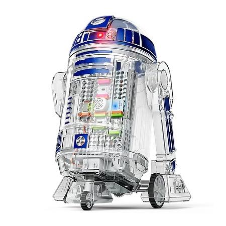 [R2ユニットを組み立てよう!]littleBits(リトルビッツ) ドロイド・インベンター・キット スターウォーズ R2-D2 330021361005(20y12m)
