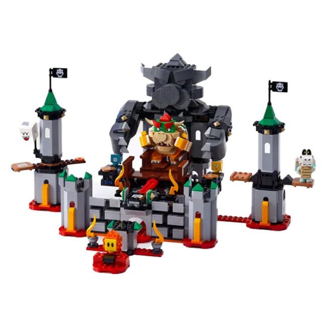 「いろんな冒険にチャレンジ!」レゴ(LEGO) スーパーマリオ けっせんクッパ城! チャレンジ 71369(21y10m)