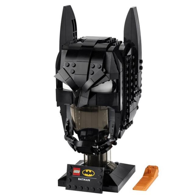 「大人レゴコレクション」レゴ(LEGO) スーパー・ヒーローズ バットマン マスク おもちゃ ブロック 76182(21y10m)