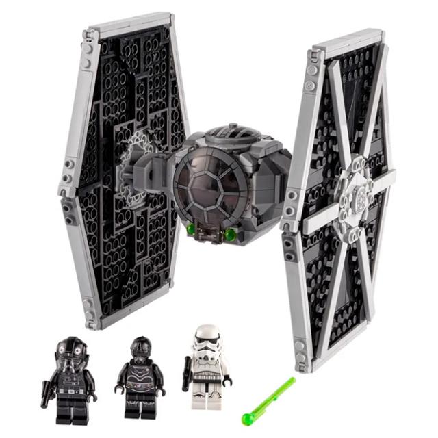 レゴ(LEGO) スターウォーズ インペリアル タイ・ファイター 75300(21y6m)