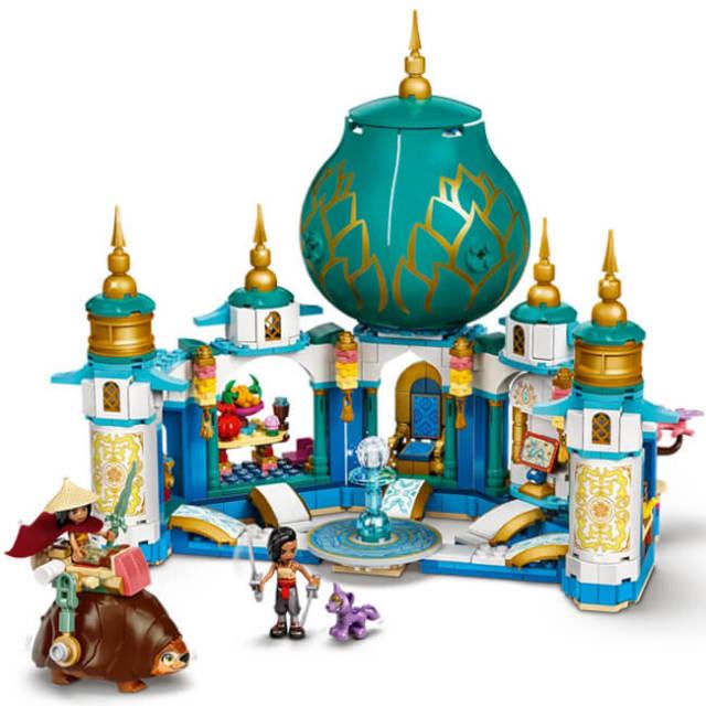 レゴ(LEGO) ディズニー ラーヤと龍の王国 ラーヤとハート・パレス 43181(21y6m)
