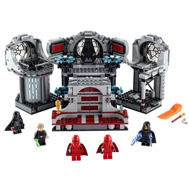 レゴ(LEGO) スターウォーズ デス・スター 最後の決戦 75291(21y6m)