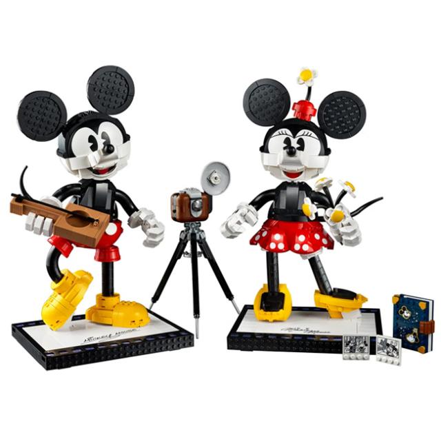 レゴ(LEGO) ディズニー ミッキーマウス&ミニーマウス アクセサリ付属セット 43179(21y6m)