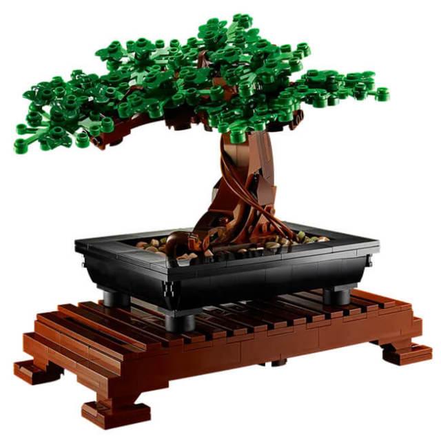 レゴ(LEGO) ボタニカルコレクション クリエーター 盆栽 ボンサイツリー 大人向けレゴ植物コレクション 10281(21y6m)