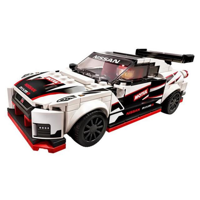 レゴ(LEGO) スピードチャンピオンズ 日産 GT-R ニスモ 76896(21y5m)