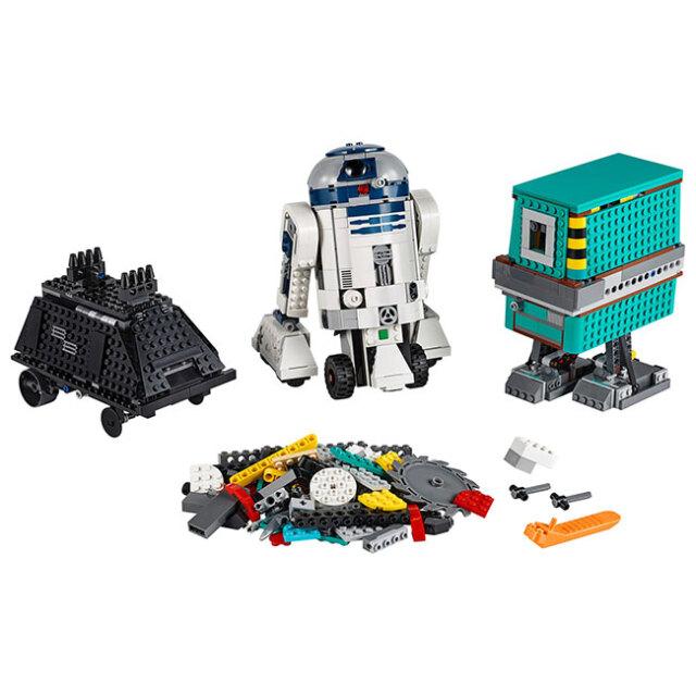 レゴ(LEGO) STAR WARS スターウォーズ ドロイド コマンダー 組立キット 75253(21y1m)