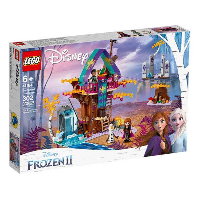 レゴ(LEGO) ディズニープリンセス アナと雪の女王2 マジカル・ツリーハウス 41164(20y8m)