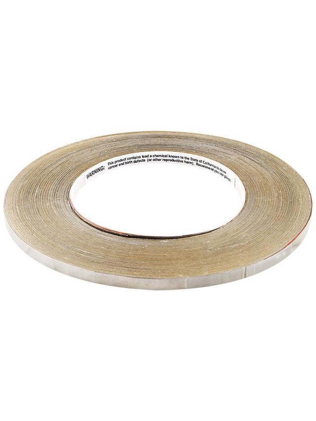 リードテープ(バランサー) 約6mm×32.9Mロール巻き (ラケットバランス調整)Lead Tape Reel 1/4inch