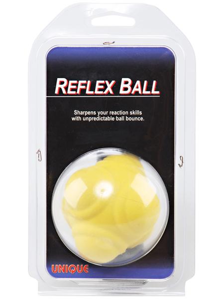 【とっさの判断能力向上アイテム】トーナ イレギュラーボール【Tourna Tennis Reflex Ball 】