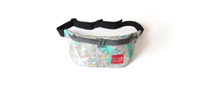 (マンハッタンポーテージ) Manhattan Portage Liberty Fabric Brooklyn Bridge Waist Bag MP1100LBTY19SS