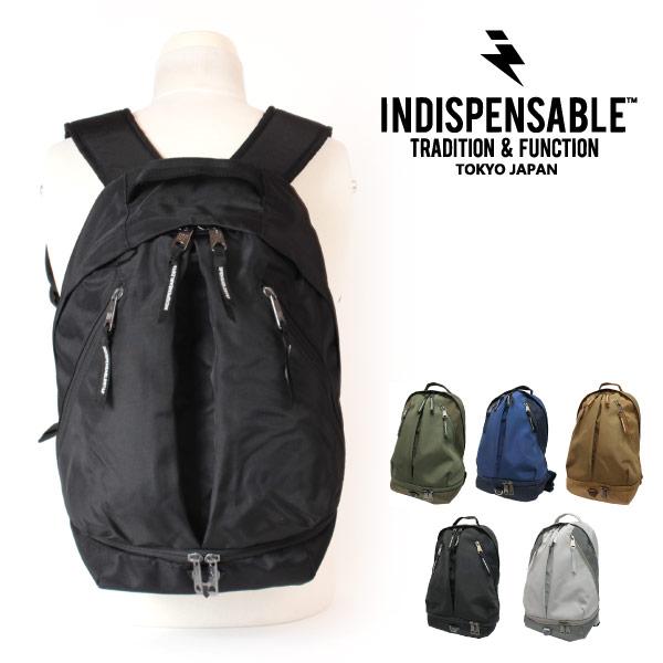 (インディスペンサブル) INDISPENSABLE リュックサック バックパック デイパック 14L IDP DAYPACK SHELL