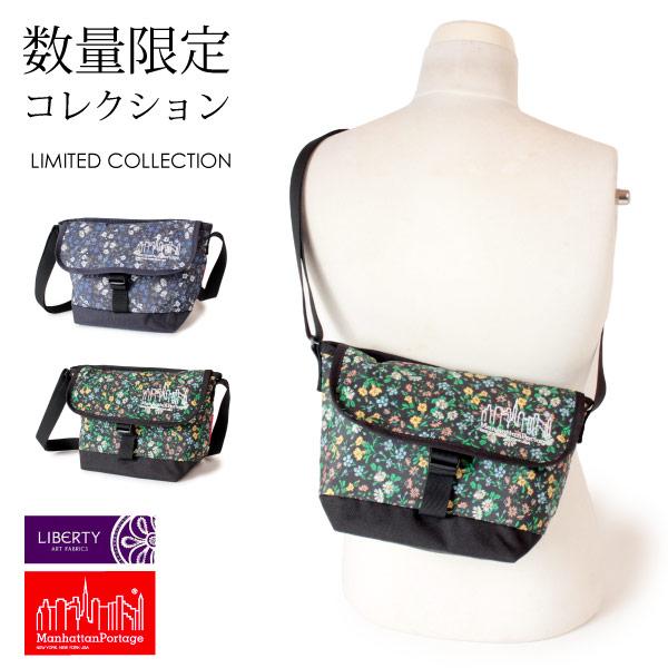(マンハッタンポーテージ) Manhattan Portage Liberty Fabric Casual Messenger Bag MP1603LBTY20SS