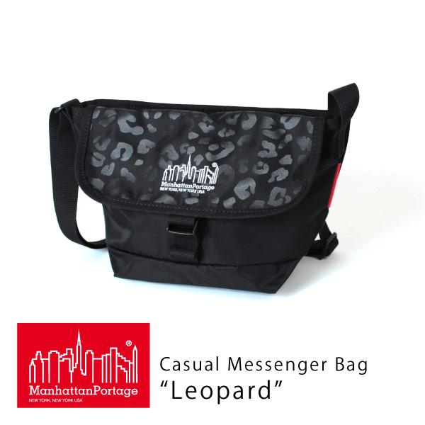 (マンハッタンポーテージ) Manhattan Portage Casual Messenger Bag Leopard 2020 MP1603PDLEO20