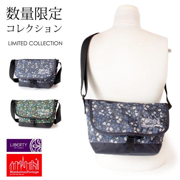 (マンハッタンポーテージ) Manhattan Portage Liberty Fabric Casual Messenger Bag JRS MP1605JRSLBTY20SS