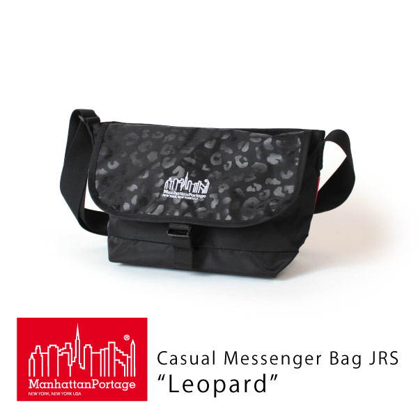 (マンハッタンポーテージ) Manhattan Portage Casual Messenger Bag JRS Leopard 2020 MP1605JRSPDLEO20