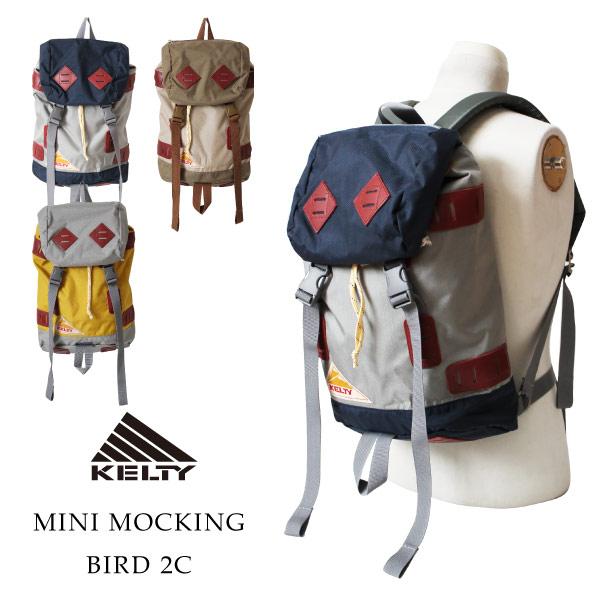 (ケルティ) KELTY リュックサック バックパック ヴィンテージ ミニモッキンバード MINI MOCKINGBIRD 23L