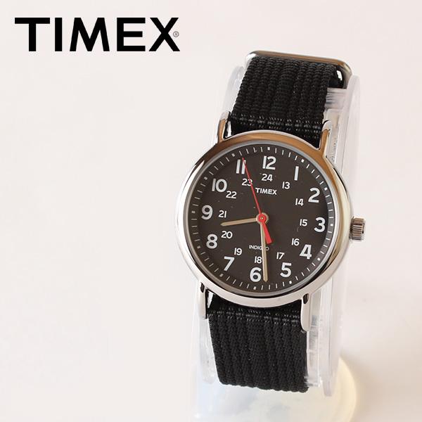 【即納】【送料無料】TIMEX タイメックス 腕時計 ウォッチ ウィークエンダーセントラルパーク ブラック