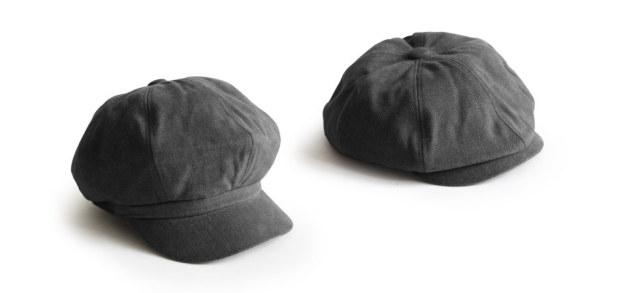 (アナグラム) ANAGRAM 2way ダックキャスケット ハンチング ニュースキャップ 大きいサイズ 帽子 XLサイズあり