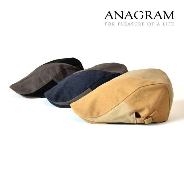 (アナグラム) ANAGRAM ダックハンチング クレイジーパターン ゴルフ 帽子 熱中症対策 紫外線対策 UV対策 メンズ レディース