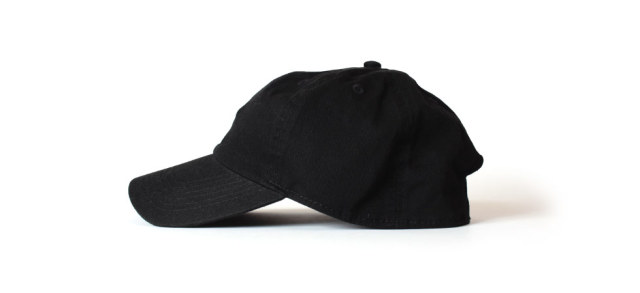 (アナグラム) ANAGRAM 別注 Newhattan ニューハッタン ローキャップ 帽子 フェザー刺繍