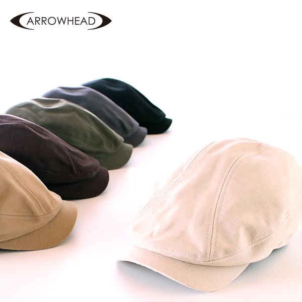 【即納】ARROWHEAD アローヘッド スラブツイルハンチング 大きいサイズ 帽子