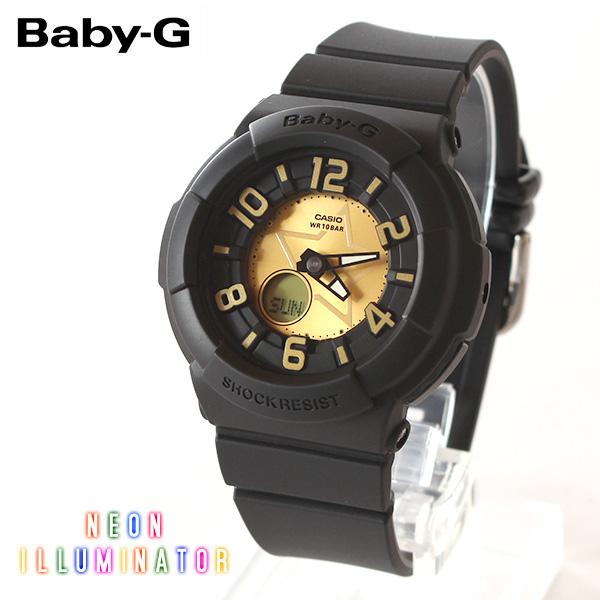 【即納】【送料無料】CASIO Baby-G カシオ ベビーG Neon Dial Series BGA-133-1BJF G-SHOCK腕時計 デジタル アナログ