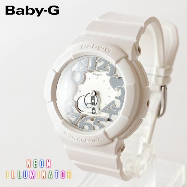 【即納】【送料無料】CASIO Baby-G カシオ ベビーG Neon Dial Series BGA-134-7BJF G-SHOCK腕時計 デジタル アナログ