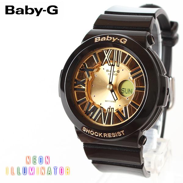 【即納】【送料無料】CASIO Baby-G カシオ ベビーG Neon Dial Series BGA-160-1BJF G-SHOCK腕時計 デジタル アナログ