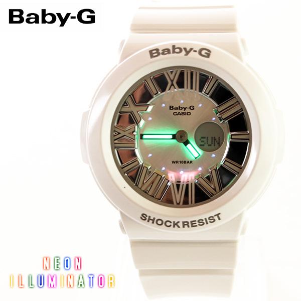 【即納】【送料無料】CASIO Baby-G カシオ ベビーG Neon Dial Series BGA-160-7B1JF G-SHOCK腕時計 デジタル アナログ
