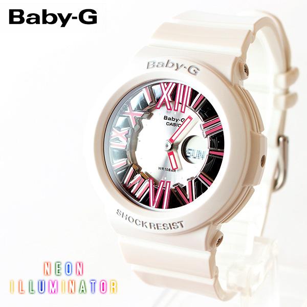【即納】【送料無料】CASIO Baby-G カシオ ベビーG Neon Dial Series BGA-160-7B2JF G-SHOCK腕時計 デジタル アナログ
